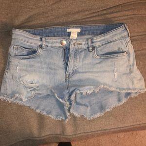 •Jean shorts•